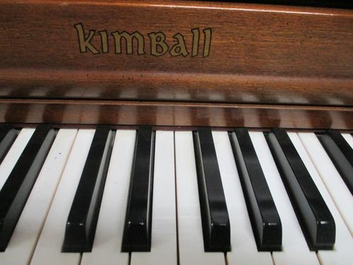 piano acustico de segunda made in usa marca kimball en lima
