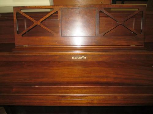 piano acustico vertical de segunda baldwin americano en lima