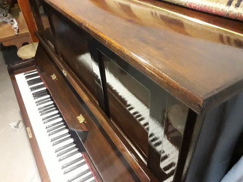 piano alemán extraordinario kallberger a nuevo