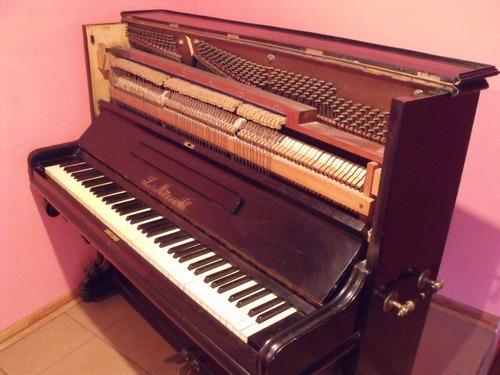 piano alemán l. mors & co.