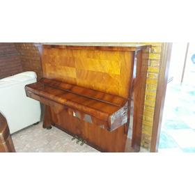 Piano Alemão Schuller Em Rádica