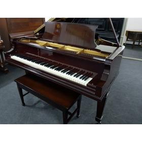 Piano De 1/4 Cola Knabe - 88 Notas - Restaurado A Nuevo!!