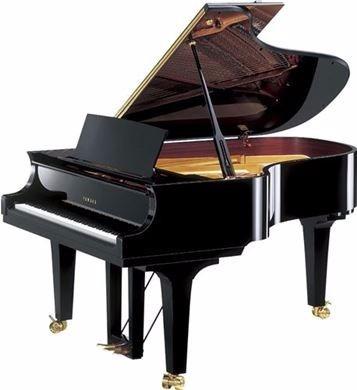 piano de cola acustico  yamaha cf4pe 191cm