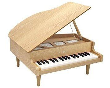 piano de cola kawai natural
