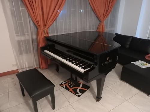 piano de cola  kimball - bosendorfer  1/2