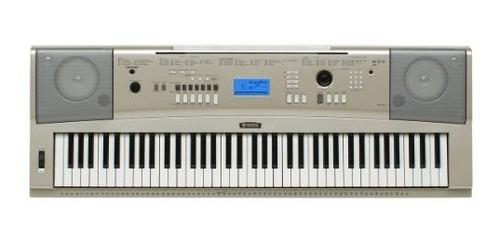 piano de cola portátil yamaha ypg-235 de 76 teclas