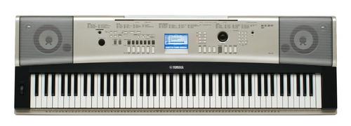 piano de cola portátil yamaha ypg-535 88 teclas con sopor