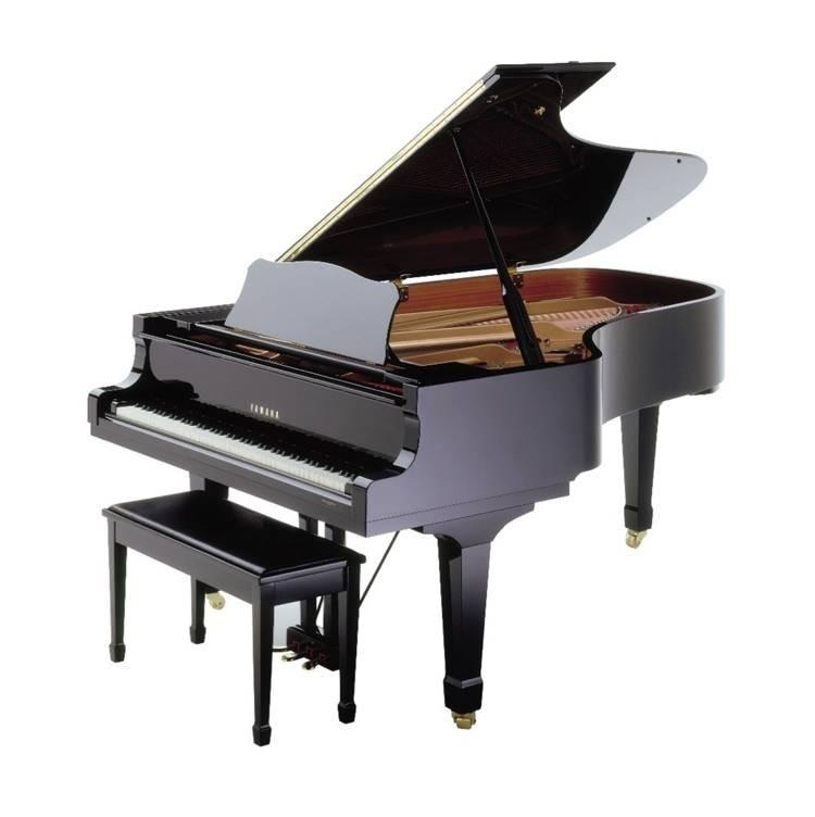 Resultado de imagen para piano de cola yamaha