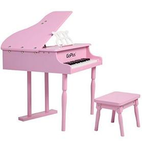 Calidad Juguete Para Banco Niños Madera Piano Con De mNnwv08