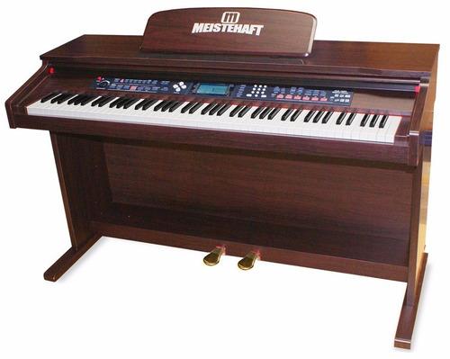 piano digital 88 teclas midi meistehaft ( envío gratis )