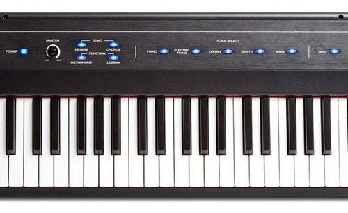 piano digital alesis recital 88. garantia / abregoaudio