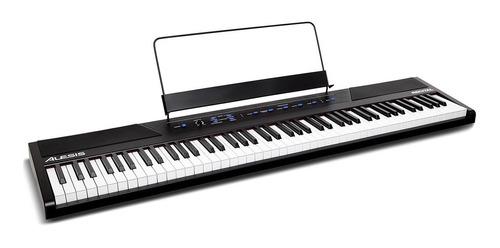 piano digital alesis recital x us 88 teclas teclado e. inmed