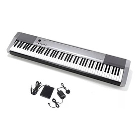 Piano Digital Casio Cdp 130 Sr 88 Teclas Pedal +fuente Cuota