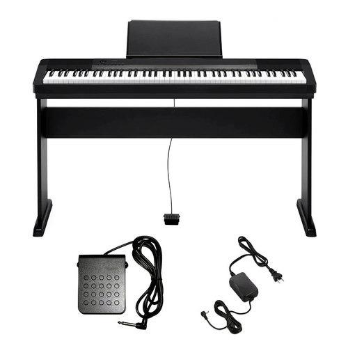 a17e8994e87 Piano Digital Casio Cdp 135 Fonte Sustain Móvel Promoção! - R  2.348 ...