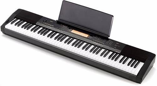 piano digital casio cdp230 bk 88 teclas