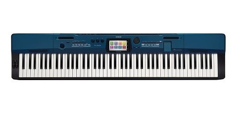 piano digital casio privia px-560mbe 88 teclas pesada envios