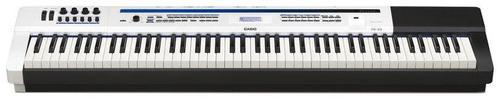 piano digital casio privia px-5swe, 7 octavas