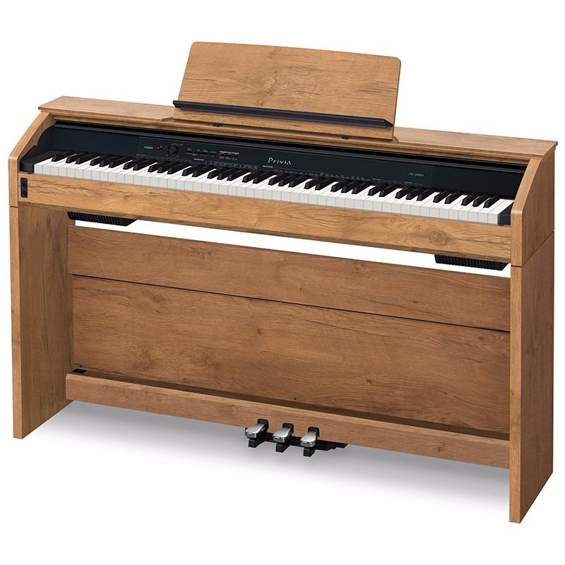 piano digital casio privia px a800 bnc2 88 teclas marrom r em mercado livre. Black Bedroom Furniture Sets. Home Design Ideas