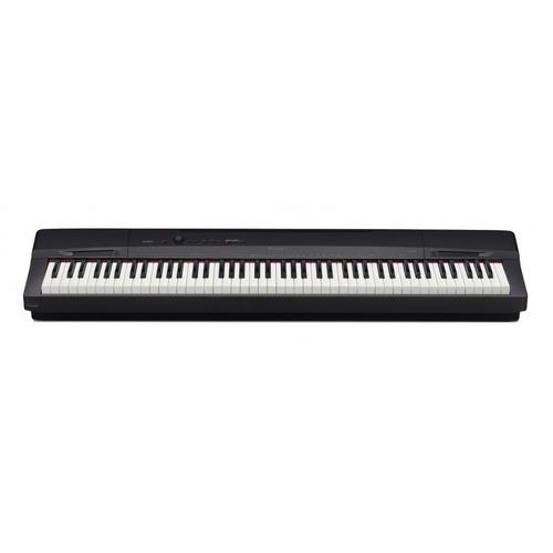 piano digital casio px160bk 18 voces polifonía 128 notas
