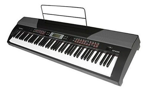 piano digital medeli sp4200 con 88 teclas de accion de marti