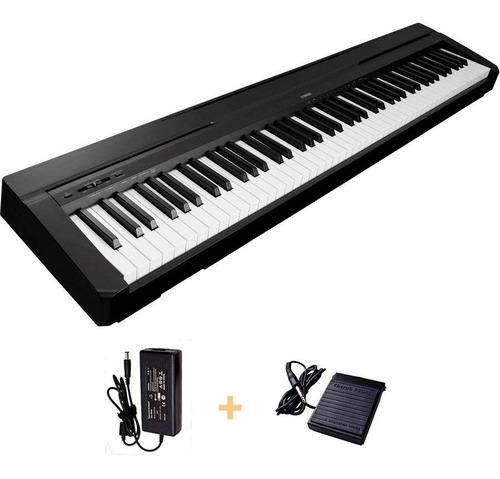 piano digital p-45b yamaha - musicstore