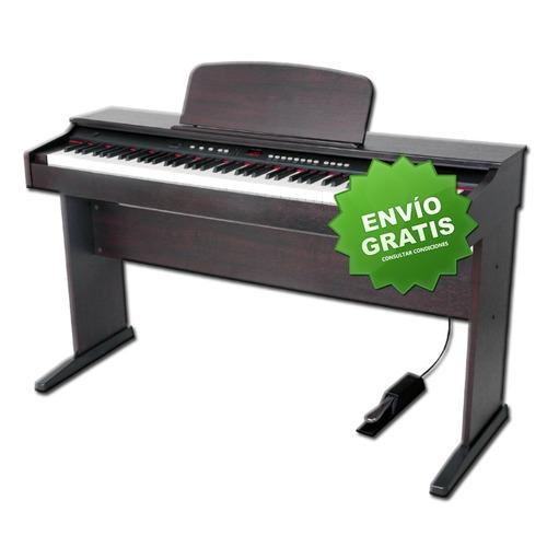 piano digital ringway mp8800 88 teclas accion martillo