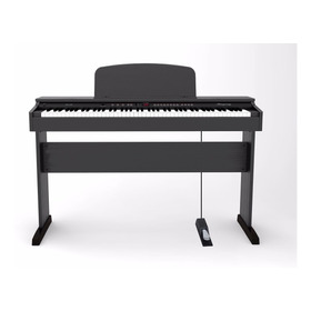 Piano Digital Ringway Rp120 Rosewood Con Banqueta Y Mueble