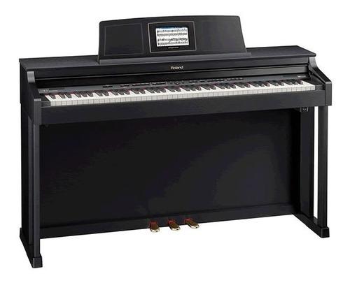 piano digital roland hpi-6f-sb negro satin c/stand ksc54sb
