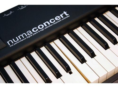 piano digital studiologic numa concert
