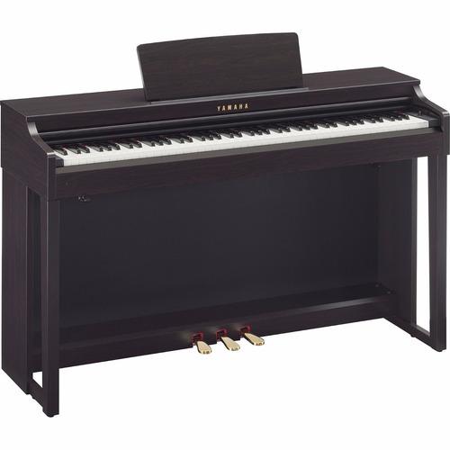 piano digital yamaha clavinova clp-525 r !! dist. oficial !!