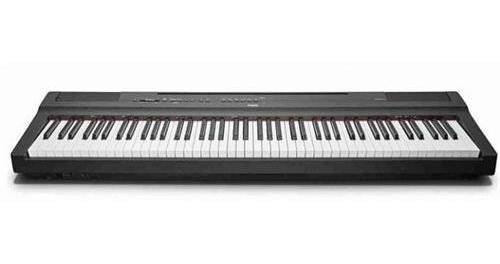 piano digital yamaha p125 88 teclas pesadas nuevo modelo