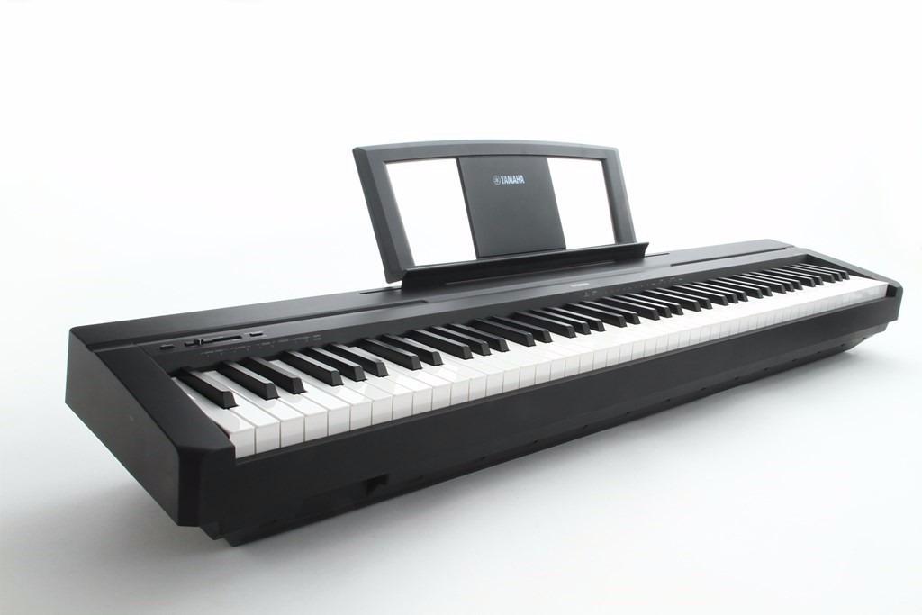 piano digital yamaha p45 loja oficial yamaha r. Black Bedroom Furniture Sets. Home Design Ideas