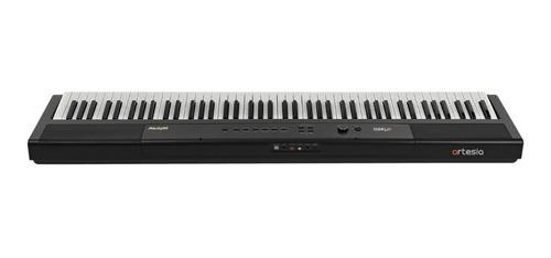 piano electrico artesia performer 88 teclas sensitivas con efectos reverb / chorus / eq pedal sustain incluido en cuotas