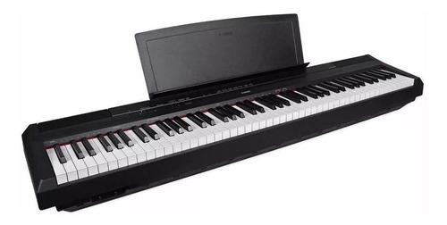 piano electrico digital yamaha p115b 88 teclas pesadas
