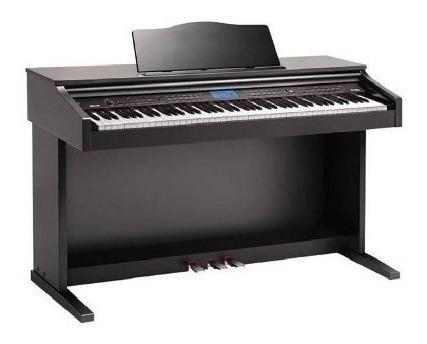 piano eléctrico parquer 88 teclas hammer action dk200b