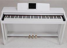 piano eléctrico parquer 88 teclas hammer action dk360wh