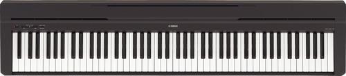 piano electrico yamaha p45  fuente pedal envío