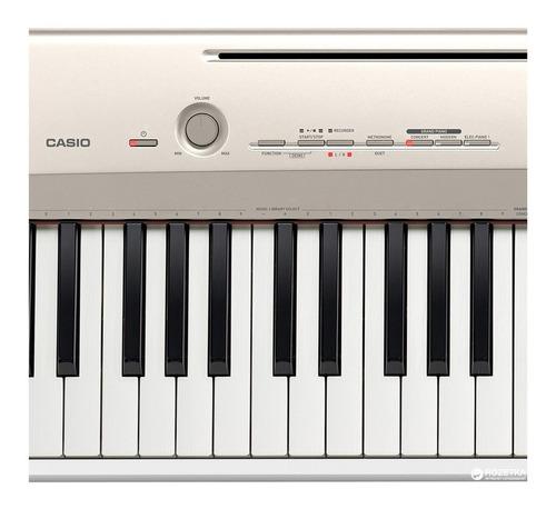 piano electronico casio privia px160 profesional promocion