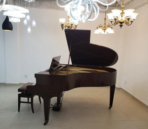 piano francês 1/2 cauda gaveau paris - ótima oportunidade