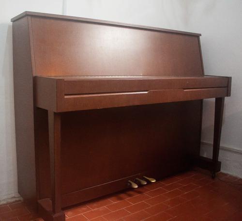 piano fritz dobbert (todo restaurado!)