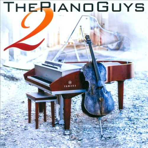 piano guys the the piano guys 2 cd + dvd nuevo