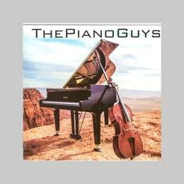 piano guys the the piano guys deluxe edition cd + dvd nuevo