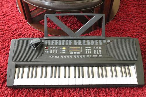 piano nux como nuevo!