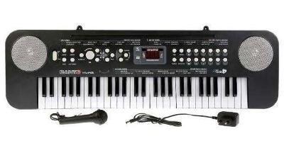 piano organeta electronica 54 teclas hl-5436