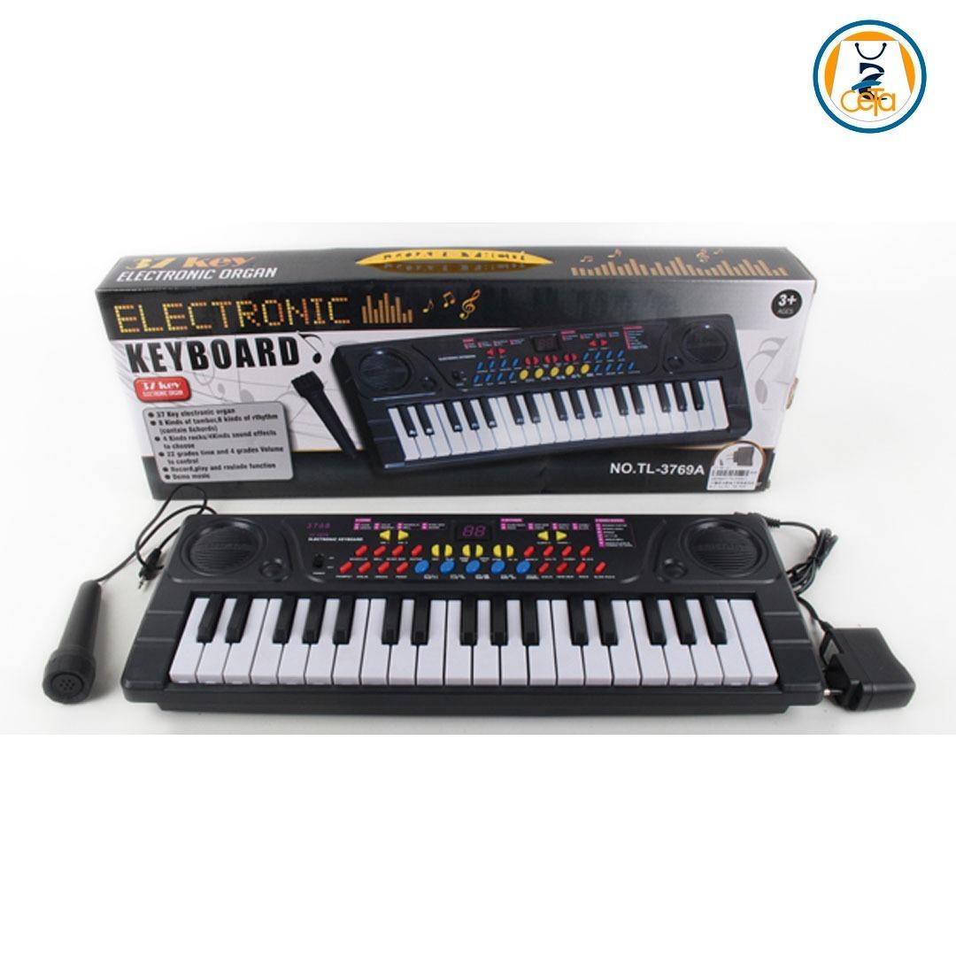 Piano Organeta Infantil Con Microfono - $ 45.900 en Mercado Libre