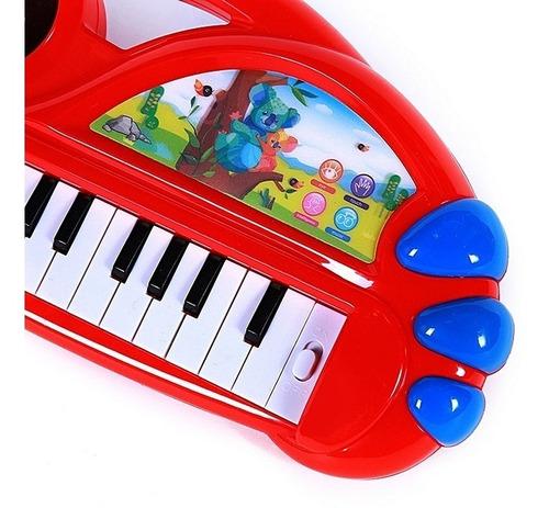 piano piano educativo temprano juguete para niños