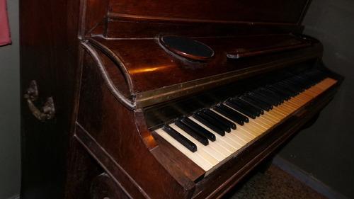 piano pleyel francés de principios de siglo