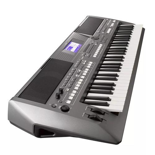 piano psr s670 nueva version sintetizador profesional usb