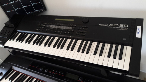 piano roland xp-50