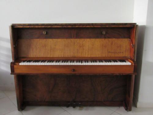 piano studium klein  paris  raridade. espetacular armário